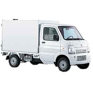 軽ワンボックス車両(パンフレット配送)
