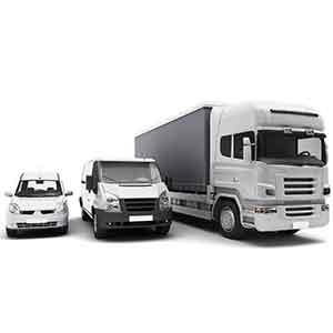 大型以下車両(自走による陸送ドライバー)