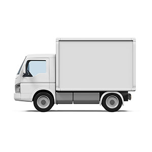 1t冷凍車(レストラン等への食品配送)※普免OK