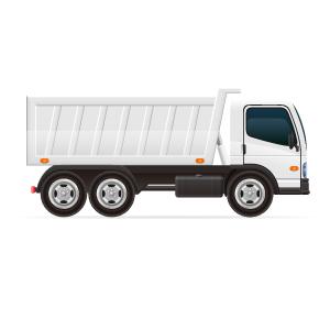 4tコンテナ車両<br>住宅設備全般の回収業務