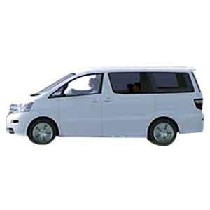 ワンボックス車両/エルグランド(役員送迎業務)